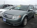 Used 2008 Ford Taurus X LIMITED for sale in Burlington, ON