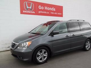 Used 2010 Honda Odyssey Touring for sale in Edmonton, AB