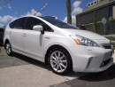 Used 2014 Toyota Prius v V for sale in Brampton, ON