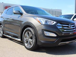 Used 2013 Hyundai Santa Fe Sport 2.4 LUXURY, PANORAMIC SUNROOF, HEATED WHEEL, HEATED FRONT/REAR SEATS, BACKUP CAM for sale in Edmonton, AB