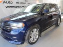Used 2012 Dodge Durango R/T for sale in Peace River, AB