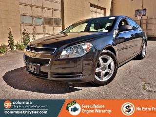 Used 2012 Chevrolet Malibu LS for sale in Richmond, BC