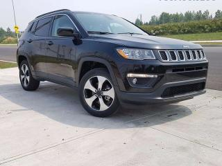 Used 2017 Jeep New Compass North 4x4 Full Sunroof / Rear Back Up Camera / Heated Steering Wheel / Heated Front Seats for sale in Edmonton, AB