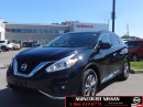 Used 2016 Nissan Murano SV |FWD|Roof|Leather|Navi|1.9% Fin| for sale in Scarborough, ON