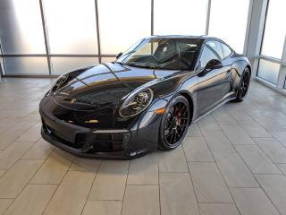 Used 2017 Porsche 911 Carrera GTS | CPO | Ext. Warranty | Premium PLUS | Rear Axle Steer for sale in Edmonton, AB