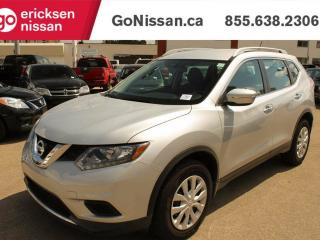 Used 2015 Nissan Rogue AWD, Power Windows, Blue Tooth for sale in Edmonton, AB