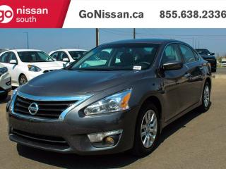 Used 2015 Nissan Altima BLUETOOTH, BACK UP CAMERA, AUTO for sale in Edmonton, AB