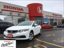 Used 2015 Honda Civic SEDAN LX for sale in Scarborough, ON