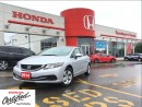 Used 2014 Honda Civic Sedan LX, amazing low mileage for sale in Scarborough, ON