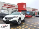 Used 2013 Honda CR-V EX, clean carproof, one owner for sale in Scarborough, ON
