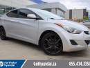 Used 2011 Hyundai Elantra ALLOY RIMS HEATED SEATS BLUETOOTH for sale in Edmonton, AB
