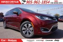 Used 2017 Chrysler Pacifica PLATINUM| NAV| PANORAMIC SUNROOF| SUPER LOADED! for sale in Mississauga, ON