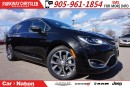 Used 2017 Chrysler Pacifica LIMITED| NAV| SUNROOF| HARMAN KARDON & MORE| for sale in Mississauga, ON