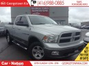 Used 2011 Dodge Ram 1500 SLT | 4X4 | 5.7L V8 | QUAD CAB | for sale in Georgetown, ON