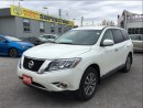 Used 2015 Nissan Pathfinder SL for sale in Pickering, ON