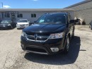 Used 2014 Dodge Journey DODGE JOURNEY LMT AUTO TV/DVD 7 SEAT SAFETY & E-TE for sale in London, ON