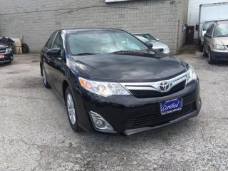 Used 2014 Toyota Camry XLE LEATHER NAV SUNROOF CERTIFIE for sale in London, ON