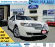 Used 2011 Lincoln MKZ AWD | NAVI | SUNROOF | for sale in Brantford, ON