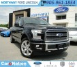 Used 2017 Ford F-150 Limited | NEW VEHICLE | V6 ECOBOOST | for sale in Brantford, ON