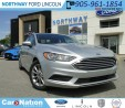 Used 2017 Ford Fusion SE | NEW VEHICLE | REV CAM | for sale in Brantford, ON