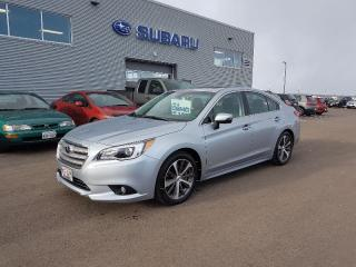 Used 2016 Subaru Legacy 3.6R w/Limited & Tech Pkg for sale in Dieppe, NB