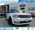 Used 2017 Ford Flex Limited | NEW VEHICLE | PARK ASSIST | for sale in Brantford, ON
