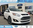 Used 2017 Ford C-MAX Titanium | NEW VEHICLE | PARK ASSIST | for sale in Brantford, ON