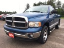 Used 2004 Dodge Ram 1500 ST - Absolute Sweetheart - 8' Box for sale in Norwood, ON
