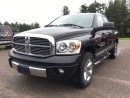 Used 2007 Dodge Ram 1500 Laramie - Very Low Kms - 4x4 for sale in Norwood, ON