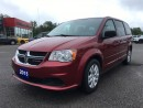 Used 2015 Dodge Grand Caravan SXT - Sto 'N' Go Seating - Power Seat for sale in Norwood, ON
