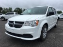 Used 2017 Dodge Grand Caravan SXT - Sto 'N' Go Seating for sale in Norwood, ON