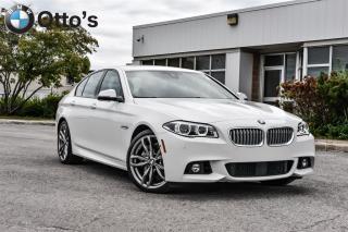 Used 2016 BMW 550i xDrive for sale in Ottawa, ON
