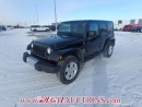 Used 2012 Jeep Wrangler Unlimited Sahara 4D Utility 4WD 3.6L for sale in Calgary, AB