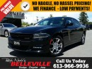 Used 2016 Dodge Charger ALL Wheel Drive -  Sunroof - 8.4 Radio - Heated Se for sale in Belleville, ON