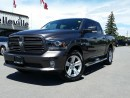 Used 2016 Dodge Ram 1500 Crew CAB Sport - ONE Owner -  Leather- Heated AND for sale in Belleville, ON
