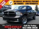 Used 2017 Dodge Ram 1500 Hemi- 4X4- 20 Rims- Bluetooth for sale in Belleville, ON