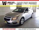 Used 2016 Chevrolet Cruze LT|BACKUP CAM|48,455 KMS for sale in Cambridge, ON