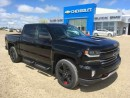Used 2017 Chevrolet Silverado 1500 Redline Edition 2LZ w/6.2L 420HP for sale in Shaunavon, SK