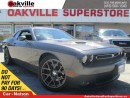 Used 2016 Dodge Challenger R/T PLUS | SUPER TRACK PACK | 2-TONE INT. for sale in Oakville, ON