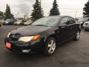 Used 2007 Saturn Ion 3 Uplevel power moonroof! A/C for sale in Brantford, ON