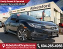 Used 2016 Honda Civic EX W/ Honda Sensing Package! for sale in Abbotsford, BC