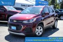 New 2017 Chevrolet Trax LT Satellite Radio and Backup Camera for sale in Port Coquitlam, BC