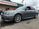 Used 2010 BMW 535xi $209.64 BI WEEKLY! $0 DOWN! ALL WHEEL DRIVE! FACTORY NAVIGATION! for sale in Bolton, ON