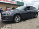 Used 2015 Mazda MAZDA3 HATCHBACK! AUTOMATIC! for sale in Bolton, ON