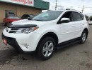 Used 2013 Toyota RAV4 178.08 BI WEEKLY! $0 DOWN! $ BACKUP CAMERA! LOW MILEAGE! for sale in Bolton, ON