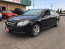 Used 2010 Chevrolet Malibu $102.40 BI WEEKLY! $0 DOWN! CERTIFIED! for sale in Bolton, ON