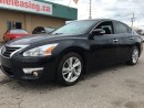 Used 2014 Nissan Altima SL! FACTORY NAVIGATION! BACKUP CAMERA! LEATHER! SUNROOF! for sale in Bolton, ON