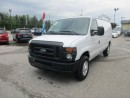 Used 2011 Ford E250 CARGO MOVING SUPER DUTY MODEL 2 PASSENGER 4.6L - V8.. ADVANCE TRAC.. FLEX FUEL.. LEATHER.. AIR CONDITIONING.. for sale in Bradford, ON