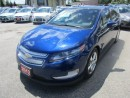 Used 2012 Chevrolet Volt LOADED 'PREMIUM EDITION' 4 PASSENGER ELECTRIC ENGINE.. LEATHER.. HEATED SEATS.. CD/AUX/USB INPUT.. DRIVE MODE.. ECO-BOOST MODE.. for sale in Bradford, ON