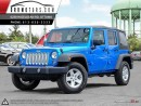 Used 2016 Jeep Wrangler Unlimited Sport 4WD for sale in Stittsville, ON